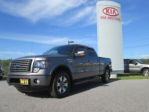 2012 Ford F-150 FX4 4x4 SuperCrew 157 in