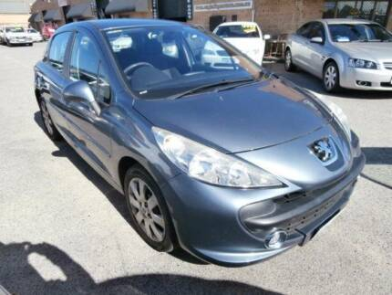 2007 Peugeot 207 Hatchback Very low kilometers, full log book Wangara Wanneroo Area Preview