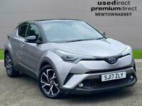 2017 Toyota C-HR 1.8 Hybrid Dynamic 5Dr Cvt Auto Hatchback Automatic