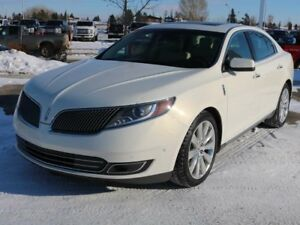 2013 Lincoln MKS EcoBoost
