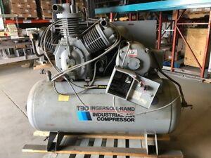 Ingersoll-Rand T-30 25hp compressor