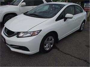 2015 Honda Civic Sedan LX*ACCIDENT FREE* BACK UP CAM*