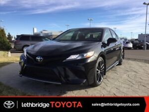 2018 Toyota Camry XSE Text 403.393.1123