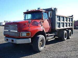 1994 Ford Dump Truck