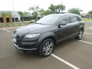 2011 Audi Q7 MY11 TDI Tiptronic Quattro Black 8 Speed Sports Automatic Wagon Beverley Charles Sturt Area Preview
