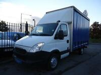 2012 62 IVECO DAILY S Class 2.3TD 35S13 LWB 12FT 6 CURTAINSIDER