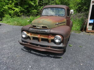 1952 Ford f100 Project