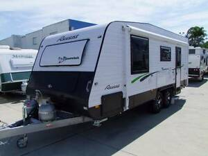 2016 REGENT DISCOVERER ENSUITE SEMI OFFROAD 19'6 CARAVAN Clontarf Redcliffe Area Preview