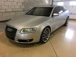 2005 Audi A6, 4,2 Quattro, EXECUTIVE PACKAGE