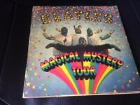 Magical Mystery Tour double EP with gate fold booklet Original 1967 issue
