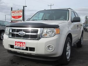 2010 Ford Escape XLT 4WD