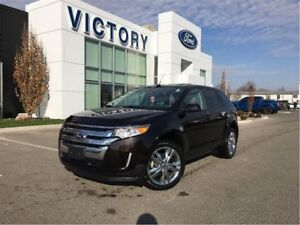 2014 Ford Edge SEL, Leather, Backup Camera, Bluetooth, only 3300