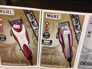 Wahl cordless designer,Wahlmagic clip,Wahl detailer,Wahlpeanut