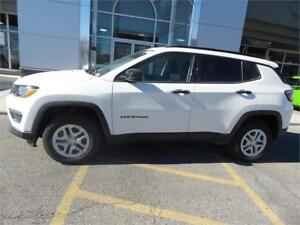 *BRAND NEW 2018 JEEP COMPASS SPORT*ABSOLUTELY MUST GO!!!!