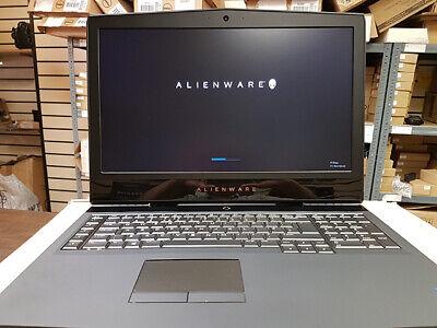 """Alienware 17 R4 i7-7700HQ 16Gb 256GB NVMe+1Tb GTX 1070 8GB  17.3"""" FHD Win 10 Pro"""