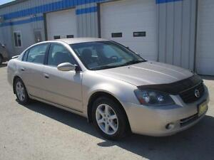 2006 NISSAN ALTIMA 2.5L, ONLY 134KM, SAFETY AND WARRANTY $5,950