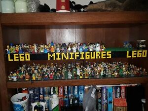 LEGO MINIFIGURES AND VARIOUS SETS