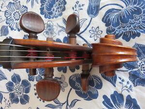 Violoncelle 1914, Laberte Humbert Frères Saguenay Saguenay-Lac-Saint-Jean image 6