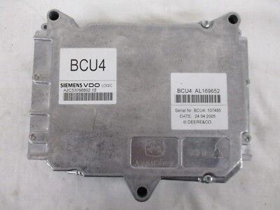 John Deere Hitch Controller Module Al169652