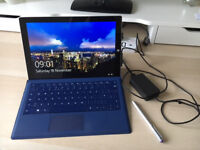 Microsoft Surface Pro 3 with Pen and Keyboard