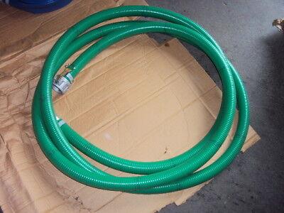 Quick Coupling Pump Hose Kit For Engine Drive Pump 6yze7 90 Psi 1-12 Dia
