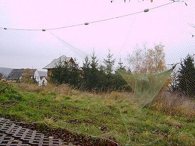 Zugnetz Schleppnetz 6m x 1,8m mit Fangsack 20 x 20mm  NEU !!