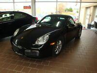 Porsche Boxster 2006 usage a vendre -Manuelle-Convertible-Cuir-