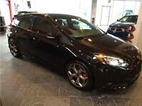 2014 Ford FOCUS ST- 6 SPEED! PUSH BUTTON START! HEATED LEATHER!