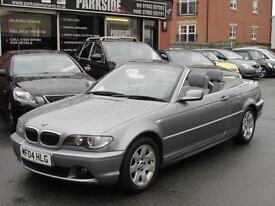 2004 (04) BMW 3 SERIES 2.2 320CI SE 2DR Automatic