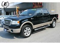2008 Ford F-150 King Ranch CREW CAB 4X4