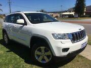 2012 Jeep Grand Cherokee WK MY2013 Laredo White 5 Speed Sports Automatic Wagon Wangara Wanneroo Area Preview