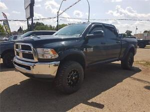 2014 Ram 3500 LIFTED DIESEL!! Text/call 780-701-5651