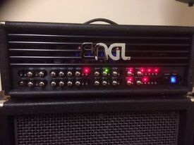 ENGL SE E670 El34 Tube Amplifier 100 Watt engl amp