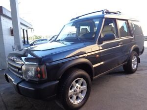 2004 Land Rover Discovery Wagon
