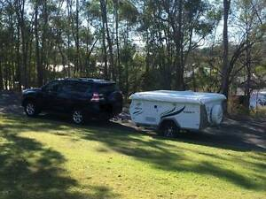 Jayco Swift Camper Trailer Very Good Condition Mount Cotton Redland Area Preview