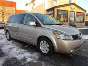 "2004 Nissan Quest 7 Passager Stow ""N"" Go"