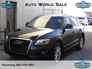 2010 AUDI Q5 PREMIUM PLUS |PAN ROOF|AWD-3.2QUATTRO