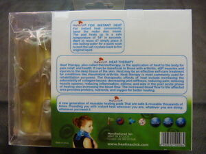 HEAT IN A CLICK - REUSEABLE Neck and Shoulder Heating Pad Prince George British Columbia image 3