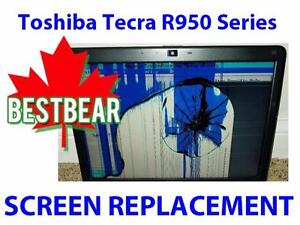 Screen Replacment for Toshiba Tecra R950 Series Laptop