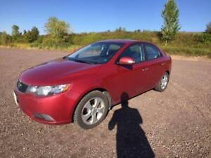 2010 Kia Forte 4 Door 5 Speed NEW MOTOR/CLUTCH