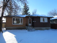 """East Kildonan"" 2 BR Bung 926 sqft Garage 50'X100' $229,900 SOLD"