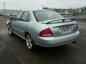 parting out 2003 nissan sentra ser