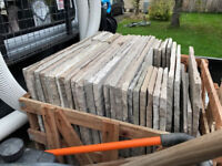 Natural Sandstone Paving - Raj Blend - Can Deliver Today