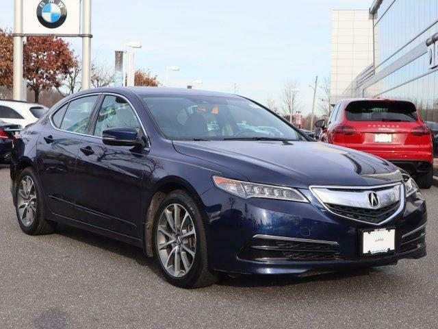 Image 2 Voiture American used Acura TLX 2015