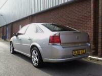 2009 Vauxhall Vectra 1.8i VVT Exclusiv 5dr HATCHBACK Petrol Manual