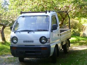 1993 Suzuki carry Pickup Truck