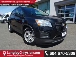 2013 Chevrolet Trax 1LT *ACCIDENT FREE*ONE OWNER*