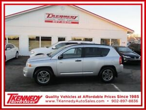 2009 Jeep Compass Rocky Mountain 4X4 LOW KM ONLY $5,988.00