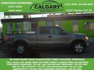 2011 Ford F-150 XLT *$99 DOWN EVERYONE APPROVED*