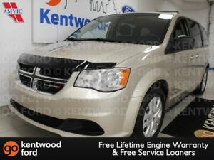 2014 Dodge Grand Caravan SXT FWD with rear climate control and e